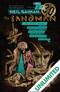 Sandman Vol. 2: The Doll's House - 30th Anniversary Edition